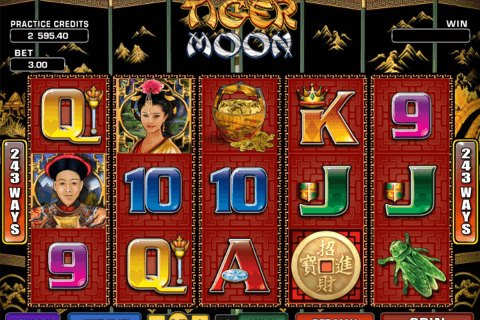tiger moon microgaming automat pa nett