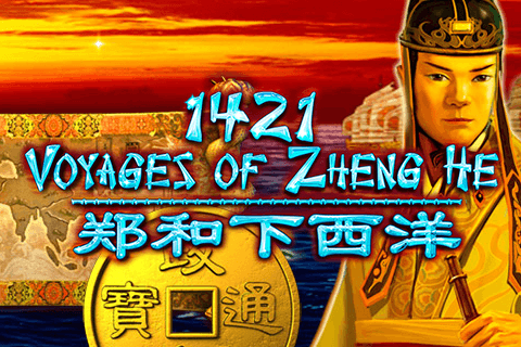 logo 1421 voyages of zheng he igt spilleautomat