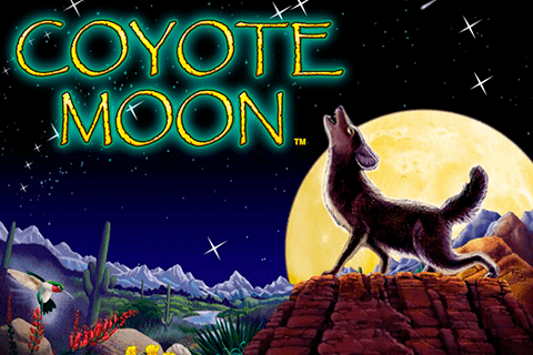 logo coyote moon igt spilleautomat