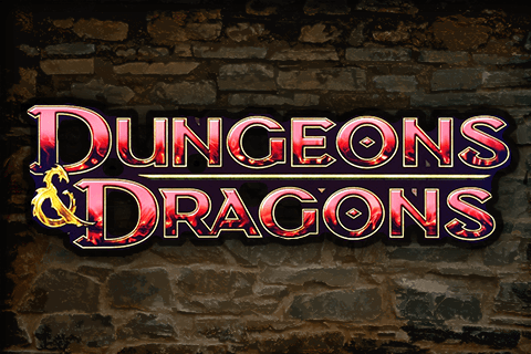 logo dungeons and dragons igt spilleautomat