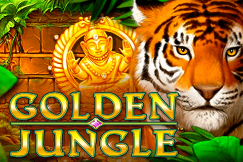 logo golden jungle igt spilleautomat