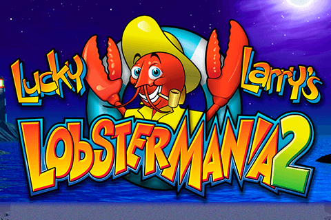 logo lucky larrys lobstermania igt spilleautomat