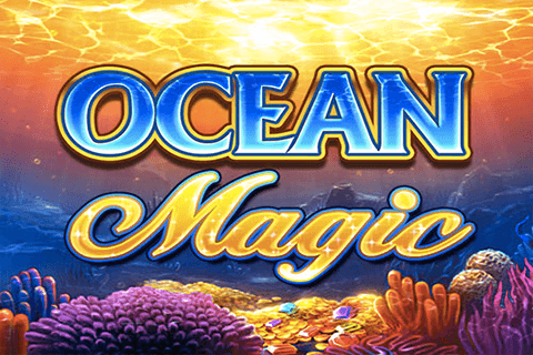 logo ocean magic igt spilleautomat