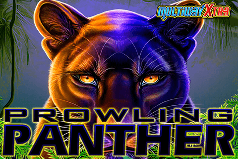 logo prowling panther igt spilleautomat