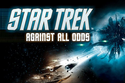logo star trek against all odds igt spilleautomat