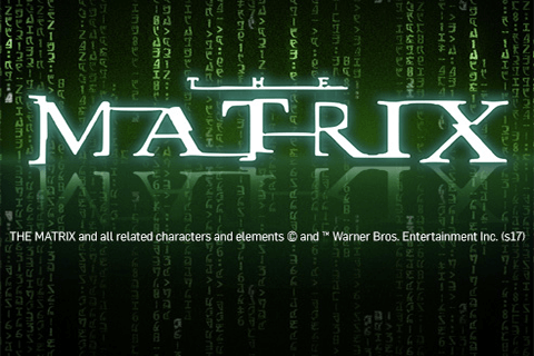 logo the matrix playtech spilleautomat