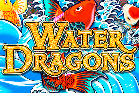 logo water dragons igt spilleautomat