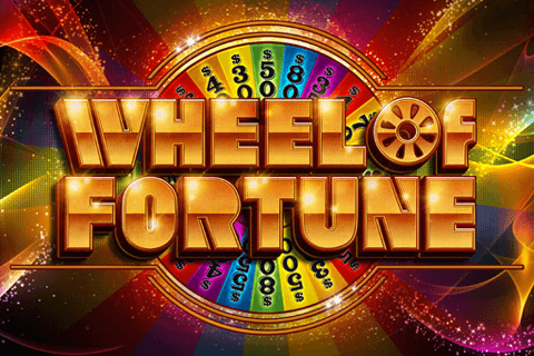 logo wheel of fortune igt spilleautomat