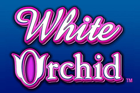 logo white orchid igt spilleautomat