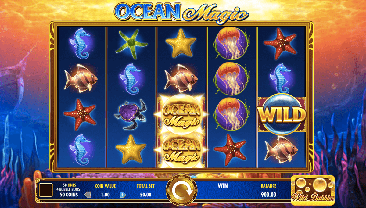 ocean magic igt automat pa nett